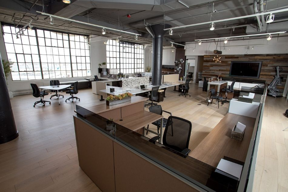 Small Office Fitout Completed In Manly, Sydney